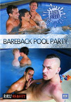 Bareback Pool Party