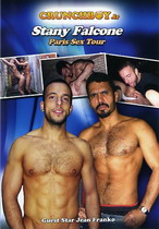 Stany Falcone: Paris Sex Tour