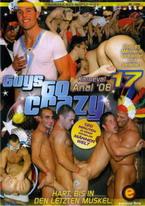 Guys Go Crazy 17: Karneval Anal '08