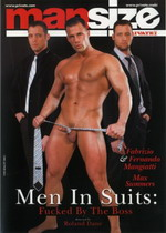 Men In Suits: Fucked By The Boss