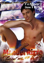 I've Never Done This Before 08 + 09: Manual Rizzo (2 Dvds)