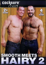 Smooth Meets Hairy 02