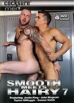 Smooth Meets Hairy 07