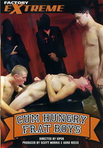 Cum Hungry Frat Boys