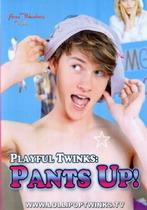 Playful Twinks: Pants Up!