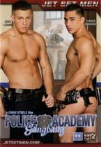 Police Academy Gangbang