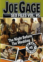 Sex Files 05: The Night Before The Wedding