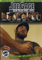 Sex Files 14: Lunchtime Milking Club 2