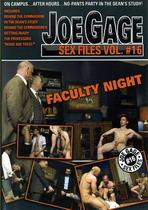 Sex Files 16: Faculty Night