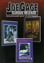 Joe Gage Classic Release Trilogy
