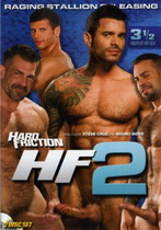 Hard Friction 2 (2 Dvds)