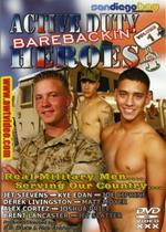 Active Duty Barebackin' Heroes 1
