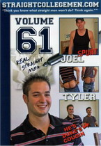Straight College Men 61