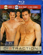 Distraction (Dvd + Blu-Ray)