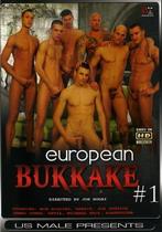 European Bukkake 1