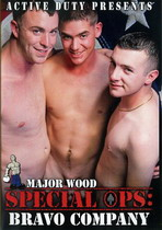 Major Wood Special Ops: Bravo Company