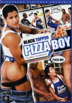 Black Topped Pizza Boy