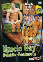 Muscle Gay Double Feature 3