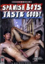 Spanish Boys Taste Good