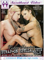 Lesbian Adventures: Strap-On Specialists 06