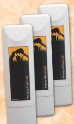 Potence Plus Gold Cream: 03 tubes