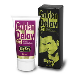 Big Boy Golden Delay Gel
