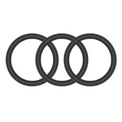 Silicone 3 Ring Kit: Xtra Large