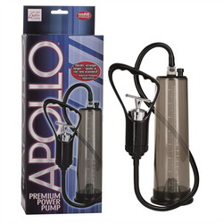 Apollo Premium Power Pump: Smoke