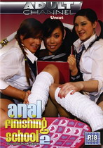 Anal Finishing School 2