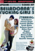 Belladonna's Fucking Girls 5 (2 Dvds)