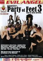Belladonna's Party Of Feet 3 (2 Dvds)