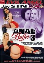 Anal Buffet 03 (2 Dvds)