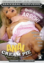 Anal Cream Pie 2