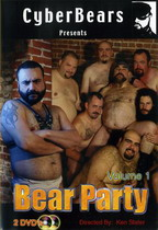 Bear Party 1 (2 Dvds)