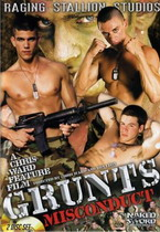 Grunts: Misconduct (2 Dvds)