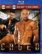 Caged (Dvd + Blu-Ray)