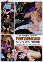 Pissing In Action: Natural Born Pissers 29