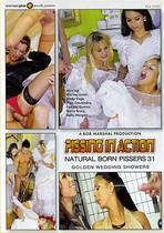 Pissing In Action: Natural Born Pissers 31