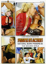 Pissing In Action: Natural Born Pissers 35