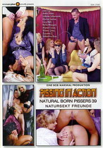 Pissing In Action: Natural Born Pissers 39