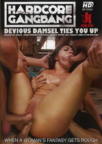 Devious Damsel Ties You Up