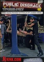 Emo Babe Fucked In Public By James Deen