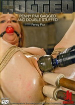 Penny Pax Gagged And Double Stuffed