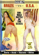 Brazil Vs USA: She-Male Battle Of The Sexes