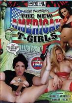 Viki Richter's The New American T-Girls