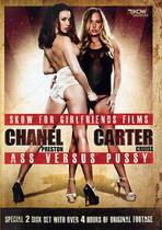 Ass Versus Pussy 1 (2 Dvds)