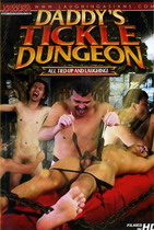 Daddy's Tickle Dungeon: All Tied Up & Laughing