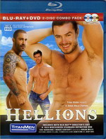 Hellions (Bu-Ray + Dvd)
