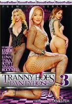 Tranny Hoes In Panty Hose 3