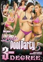 Lesbo Pool Party 5